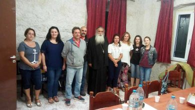 Photo of BEFORE THE BEGINNING OF THE ACTIVITIES OF YOUTH TEAMS OF POTAMOS PARISH