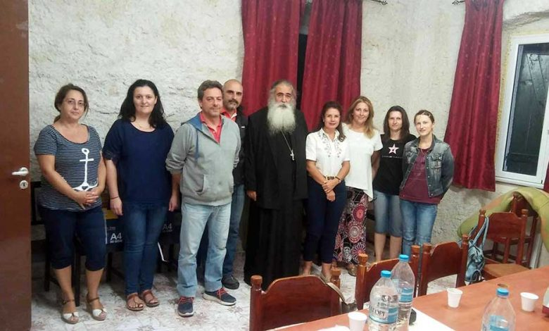 BEFORE THE BEGINNING OF THE ACTIVITIES OF YOUTH TEAMS OF POTAMOS PARISH