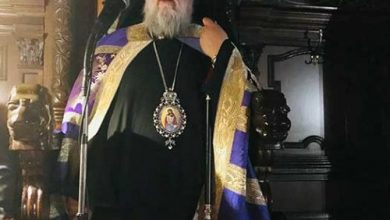 Photo of MESSAGE OF HIS EMINENCE THE BISHOP OF CORFU, PAXOI AND DIAPONTIAN ISLANDS MR. NEKTARIOS ON HOLY EASTER 2020