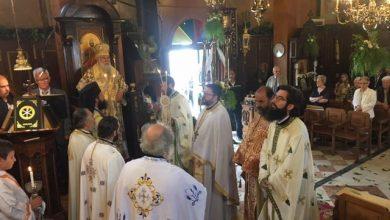 """Photo of Bishop of Corfu, Mr. Nektarios: """"We are people and not just numbers"""""""