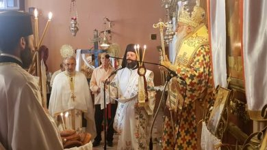 "Photo of Bishop of Corfu, Mr. Nektarios: ""Christians live in disdain but we resist"""