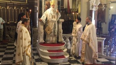 Photo of Bishop of Corfu, Mr. Nektarios: Christ reveals the lack of faith to the elite which distinguishes them from the common people