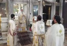 """Photo of Bishop of Corfu, Mr. Nektarios: To the unholy words, we reply with living faith"""""""