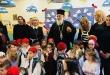 "Photo of Bishop of Corfu, Mr. Nektarios: ""Church is the guarantee of the high leveled behaviour of Greeks"""