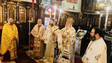 """Photo of Bishop of Corfu Mr. Nektarios: """"The spiritual maturity helps raising children"""""""