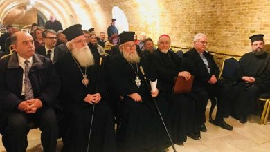 "Photo of Bishop of Corfu, Mr. Nektarios: ""To find in Christ the real spirituality"""