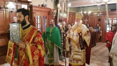 "Photo of Bishop of Corfu, Mr. Nektarios: ""We should find our courageous spirit"""