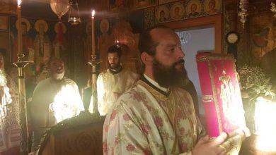 Photo of Bishop of Corfu, Mr. Nektarios: The late Archbishop Christodoulos left his mark alive