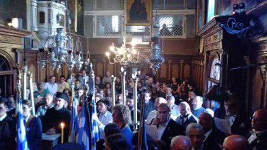 Photo of Bishop of Corfu, Mr. Nektarios to the young people: Do not exchange your freedom