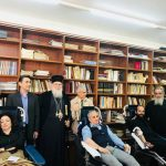 Celebrating the Veneration of the Holy Cross and offering love in the Holy Metropolis of Corfu