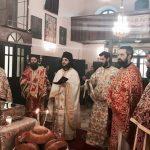 Divine Liturgy to celebrate Saint Arsenios, Bishop of Corfu