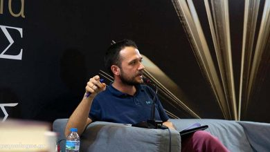 Photo of EVENT OF THE STUDENTS AND SCIENTISTS' CYCLE OF CONVERSATIONS WITH ELEFTHERIOS ELEFTHERIADIS (e-psychologos.gr)