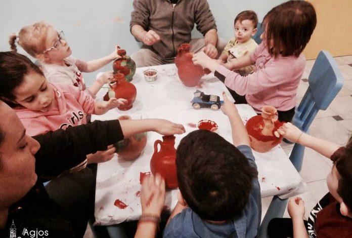 Easter Event- Workshop for Botides