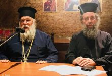 Photo of His Eminence visits the cycle of Students and Scientists