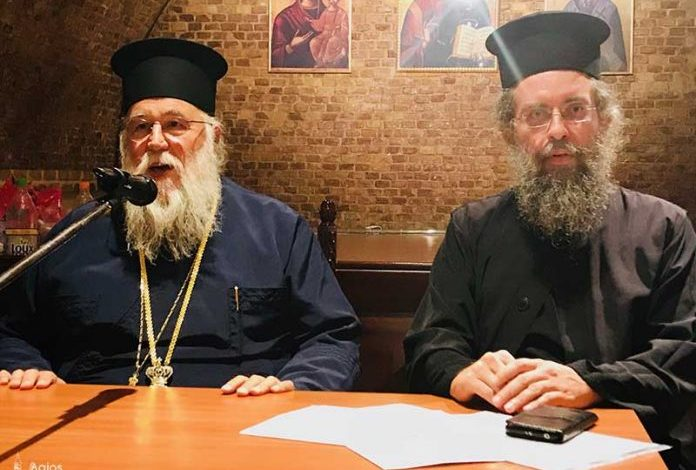 His Eminence visits the cycle of Students and Scientists