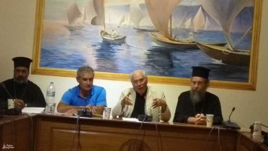 Photo of Let's make faith a feast and joy- Christos Giannaras' speech in Paxoi