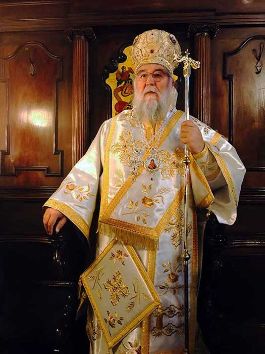 MESSAGE OF HIS EMINENCE, THE BISHOP OF CORFU, PAXOI AND DIAPONTIAN ISLANDS, Mr. Nektarios, ON THE BEGINNING OF THE NEW YEAR 2020