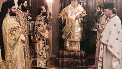 Photo of Memorial Service for the completion of 10 years since the late Archbishop Christodoulos's death
