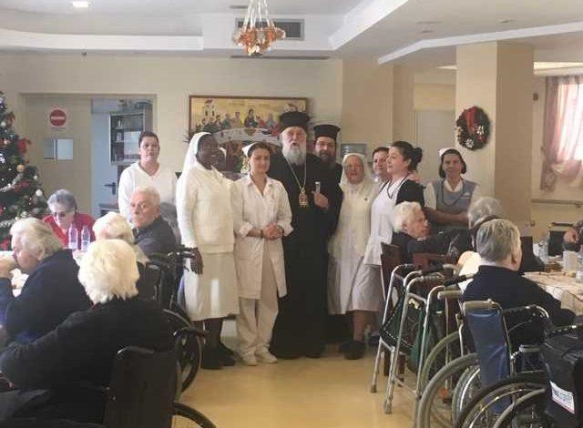 Pastoral Visits of the Bishop of Corfu