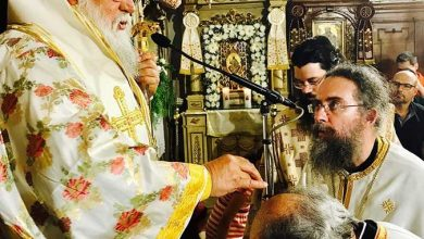 Photo of Priest Ordination in the Holy Metropolis of Corfu