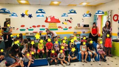 Photo of Sanctification Service in the Kindergarten of the Holy Metropolis of Corfu