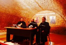 Photo of Seminar of young clergy of the Holy Metropolis of Corfu