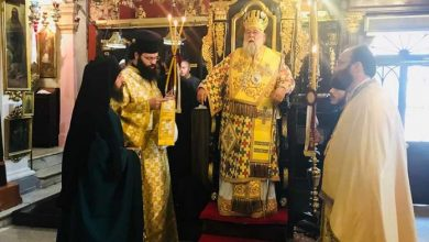 Photo of Sunday of the Paralytic in the Holy Metropolis of Corfu