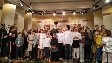 Photo of The Christmas Feast of the Young in the Holy Metropolis of Corfu
