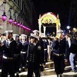 The Epitaphios' Procession of the Metropolitan Church of Corfu