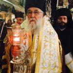 The service of the Resurrection in the Holy Metropolis of Corfu