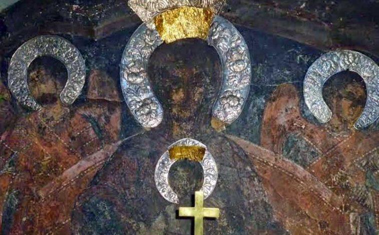 Yperagia Theotokos (Holy Virgin) Magoulades