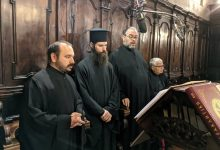 Photo of THE DIVINE LITURGY OF SAINT JACOB THE BROTHER OF GOD IN CORFU