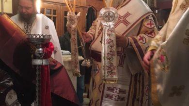 Photo of BISHOP OF CORFU, MR. NEKTARIOS: OUR HOPE TO RESURRECTION AGAINST DEATH