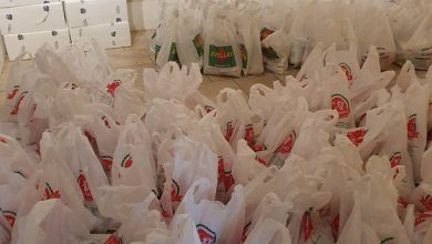 Photo of 300 PACKAGES GIVEN FOR CHRISTMAS BY THE HOLY METROPOLIS THROUGH THE SOCIAL SUPERMARKET