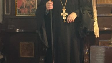 Photo of ARCHIMANDRITE FATHER SOSIPATROS ASPIOTIS TO BE THE NEW ABBOT OF THE HOLY MONASTERY OF PALAIOKASTRITSA