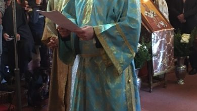 Photo of Deacon Ordination in the Holy Metropolis of Corfu