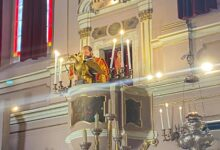 "Photo of BISHOP OF CORFU, Mr. Nektarios: ""The Divine Eucharist requires a new self"""